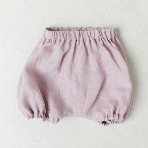 Pussishortsit vaalea roosa