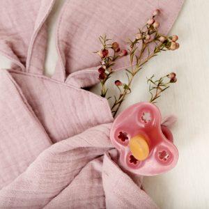 uniriepu pupu, roosa ja tutti luonnonkumi